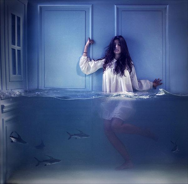 Lara Zankoul, The Unseen, Paranoia