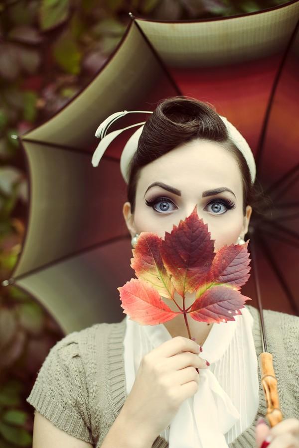 Maja Topčagić, colors of autumn