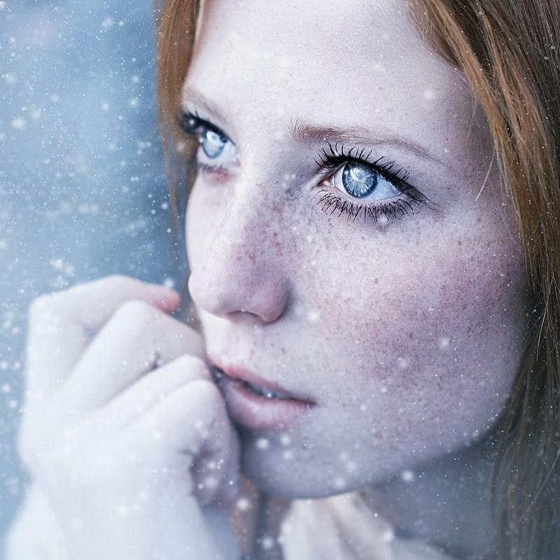Maja Topčagić, snow