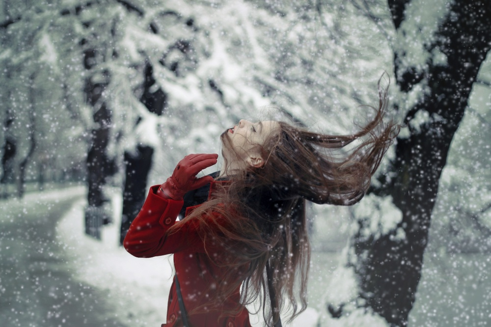 Maja Topčagić, winter winds