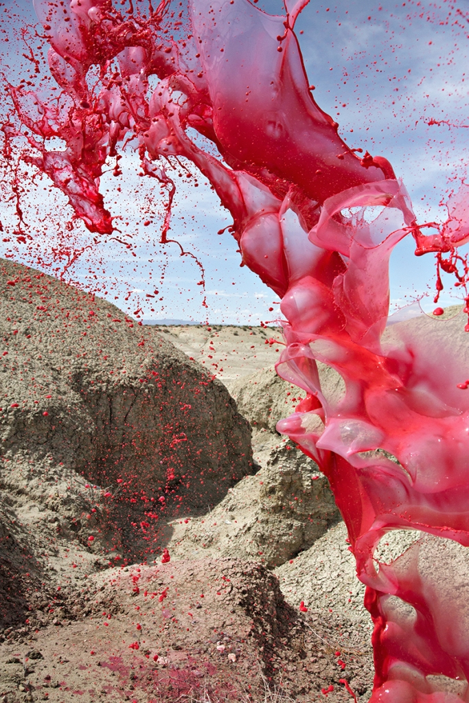 red desert hills, © Floto+Warner