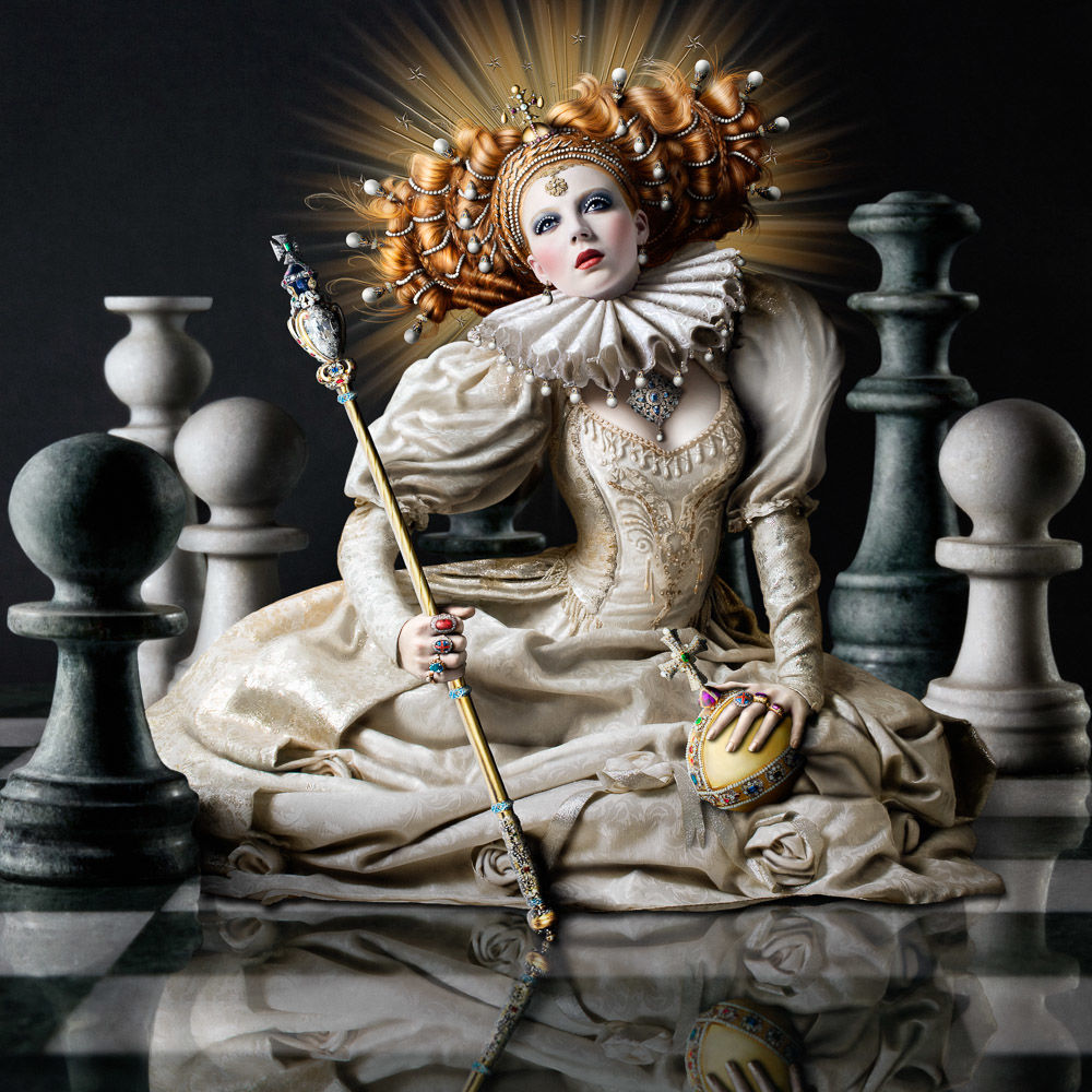 Elizabeth I - The Regal Twelve by Alexia Sinclair