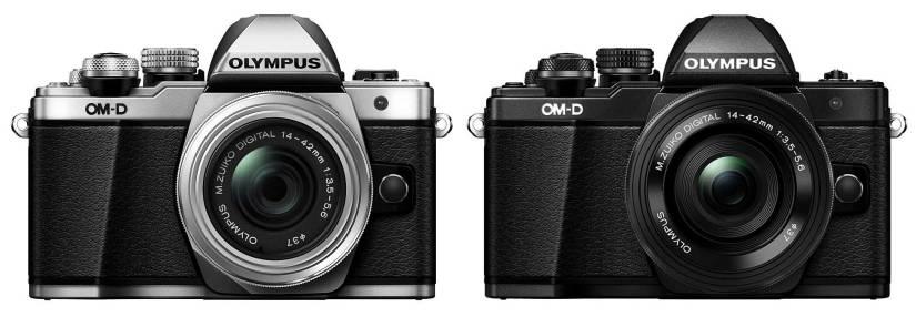 hands-on_olympus-omd-em10-m2_front_comparison